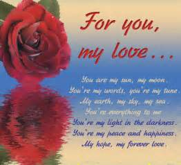 for you my love free poems ecards greeting cards 123