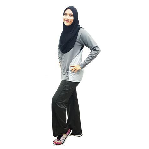 Pakaian Sukan jazri riada modest sportswear modest sports top pakaian sukan muslimah baju sukan wanita