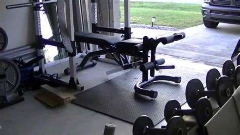 how to make a home gym today s creative life make a home gym what i have and how much youtube