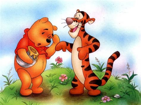 wallpaper tiger disney 3d cartoon wallpapers hd amazing wallpapers