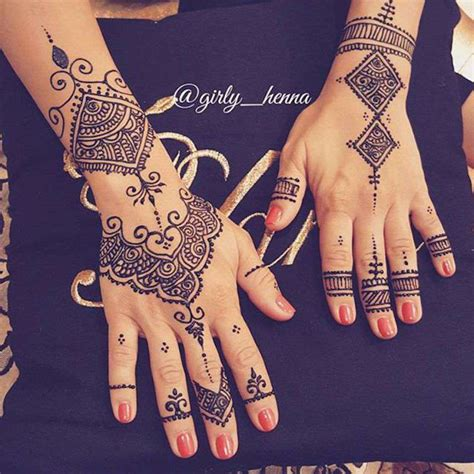 girly henna tattoo designs 15 gorgeously designed henna tattoos with unbelievably