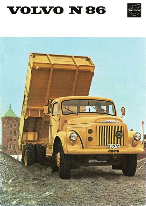old volvo trucks for 686 best images about old classics trucks on pinterest