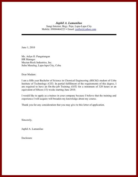 cover letter template application uk exles of a simple application letter cover letter