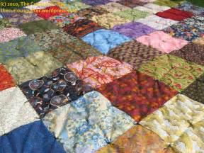 classic squares quilt tutorial part 2 finishing the