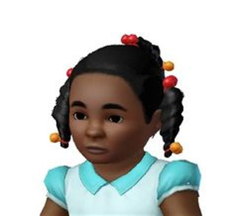 sims 3 african american hairstyles the sims 3 curly mess hairstyle male child toddler hairs
