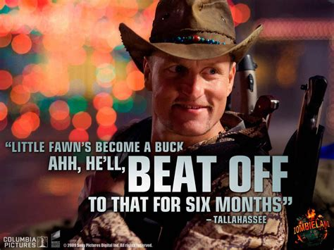 movie quotes zombieland zombieland tallahassee quotes quotesgram