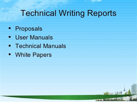 Report Writing Ppt by Report Writing Ppt Bec Doms Mba Genral
