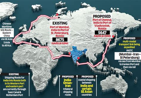 President S Cabinet Chennai Vladivostok Sea Route India S Effort To Counter