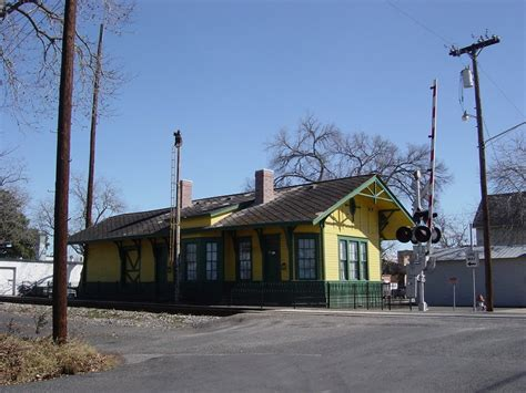 la grange tx la grange railroad depot photo picture