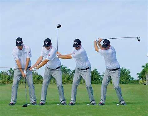relaxed golf swing swing sequence marc leishman new zealand golf digest