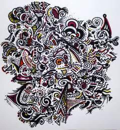 doodle pattern doodle patterns on behance