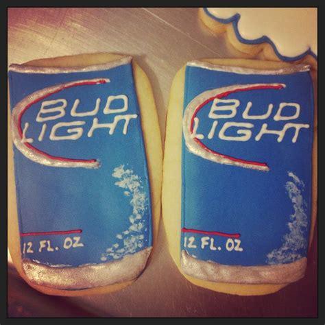 sugar in bud light bud light cookies cookies pinterest bud light bud