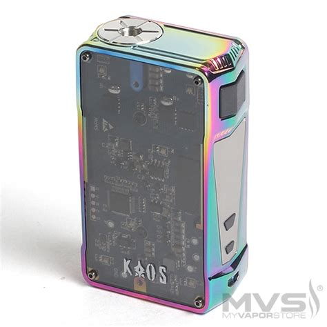 Kaos Rainbow sigelei kaos z 200w transparent led light mod rainbow