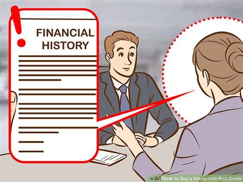 help to buy a house with bad credit 3 ways to buy a house with bad credit wikihow
