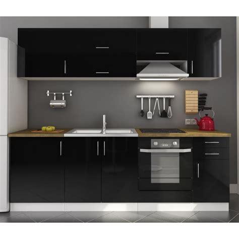 Exceptionnel Meuble A Langer D Angle #7: Mobilier-maison-meuble-de-cuisine-noir-pas-cher-7.jpg