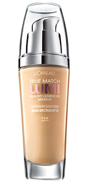 L Oreal True Match Lumi l oreal true match lumi foundation review the budget