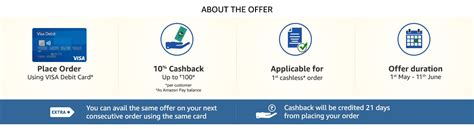 How To Add Visa Gift Card To Amazon - amazon 10 cashback on first card on delivery deals4india