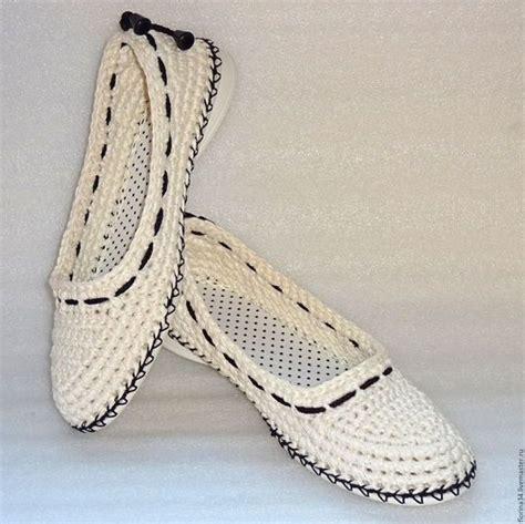 tutorial slipper rajut 1017 best images about crochet slipper socks on