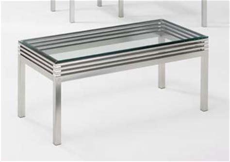 Tsavo Coffee Table Bent Glass Table