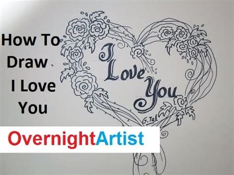 If I Drew You A Picture by I You Drawings For Www Pixshark Images