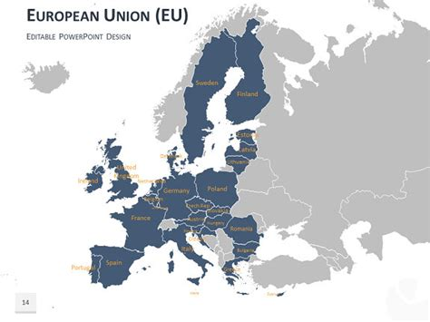 ppt templates free download europe europe map powerpoint template