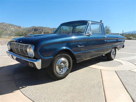 Ford Truck Bench Seat by 1963 Ford Ranchero For Sale