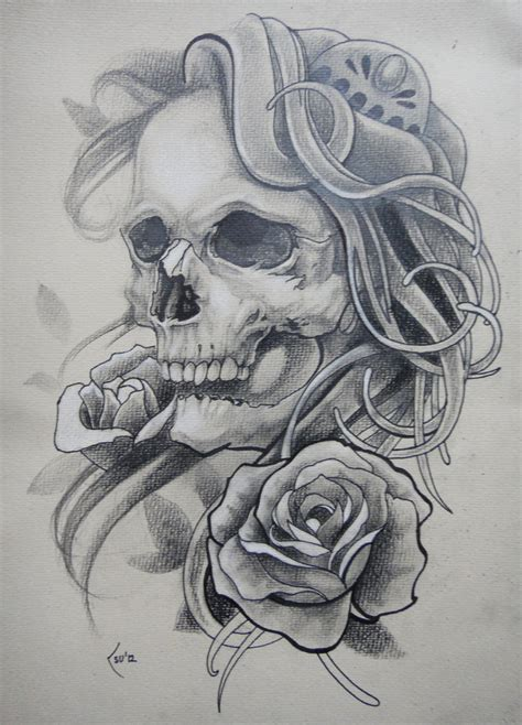 sketch for tattoo by xenija88 on deviantart