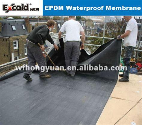 Epdm Firestone Geogard Waterproofing epdm rubber waterproof sheet heat resistant rubber waterproof sheet rubber roll roofing material