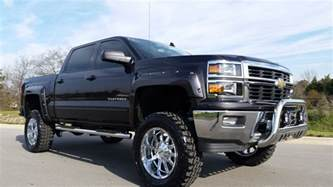 Lifted Chevrolet Silverado 2015 Chevrolet Silverado 1500 Lifted Image 101