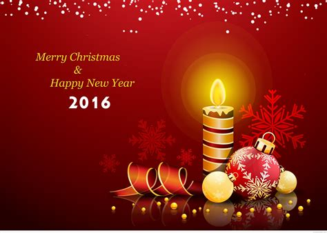 happy new year 2016 and merry christmas images free merry christmas and happy new year card 2016 techbeasts