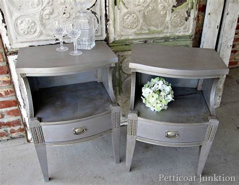 Metallic Paint For Furniture by Metallic Paint Finishes For Furniture