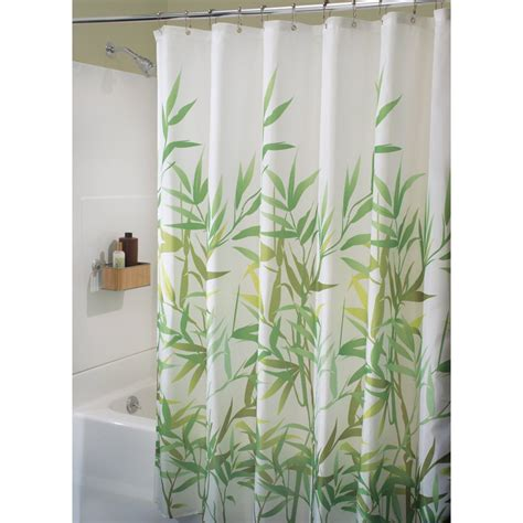 Fabric Shower Curtains by Fabric Shower Curtain Anzu In Shower Curtains And Rings