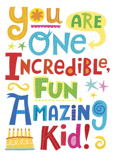 Children Happy Birthday Quotes Happy Birthday To My Kid Pictures Photos And Images For