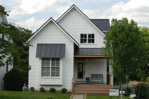 modern cottage custom built modern urban cottage milby
