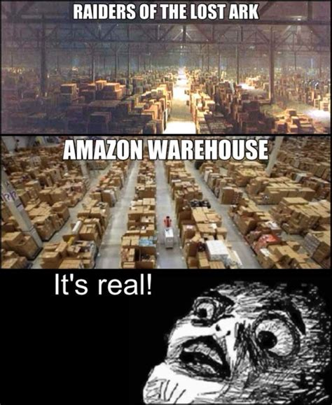Warehouse Meme - raiders of the lost ark warehouse it s real meme