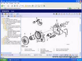 Volvo Parts Catalog Volvo Construction Equipment Prosis 2010 Spare Parts