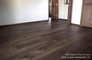 black walnut modern hardwood flooring vancouver by