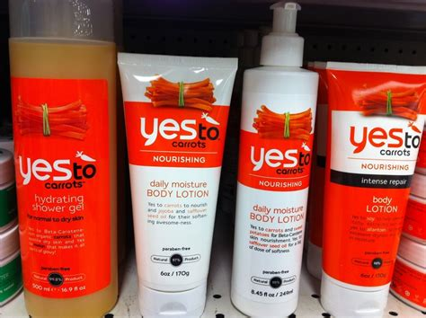 Yes To Carrots by Why Is Cosmetics Brand Yes To Carrots Trying To Hide Its