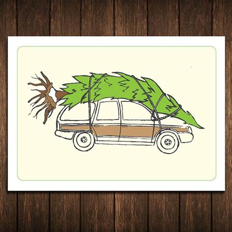 griswold christmas tree on the car pin by mann photographer on decor ideas pintere
