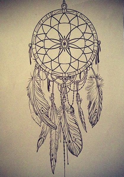 25 beautiful dreamcatcher tattoo thigh ideas on pinterest