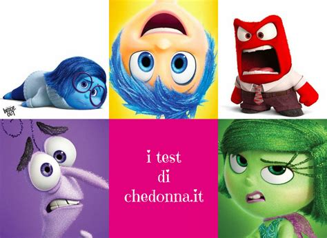 test personaggi test personaggio di inside out sei