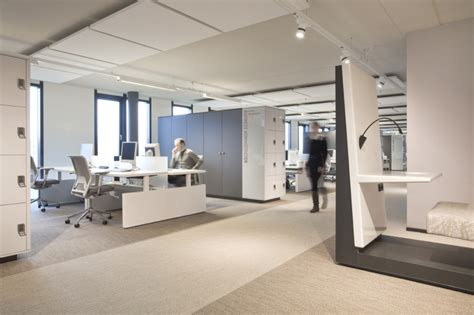 Modern Office Space by Bsh Office The Netherlands 171 Adelto Adelto