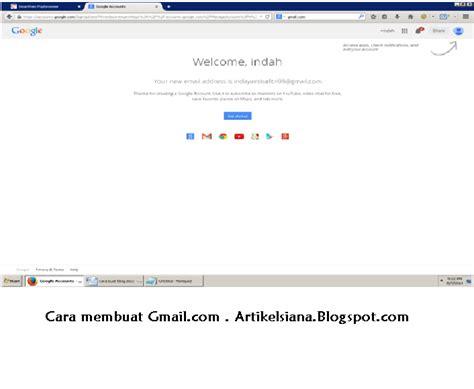 membuat gmail dan email cara membuat email gmail singkat dan jelas artikelsiana