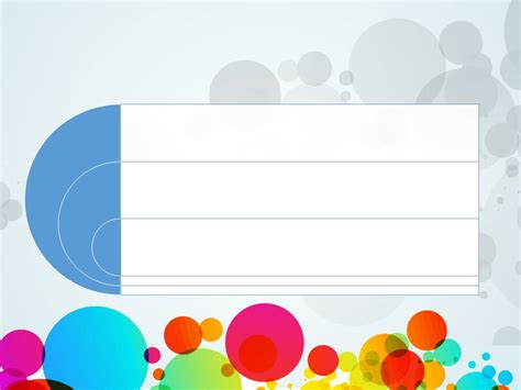 template untuk powerpoint template powerpoint keren dan profesional untuk anak anak