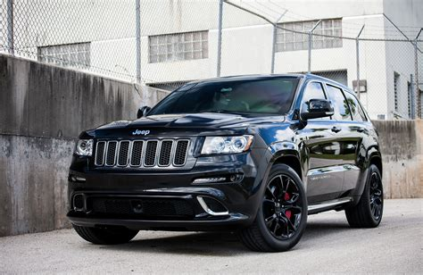 srt8 jeep black customized jeep grand cherokee srt8 exclusive motoring