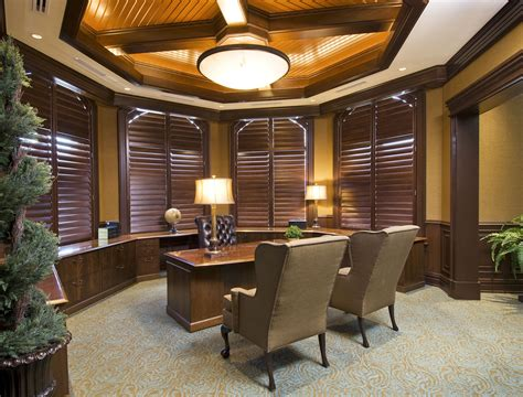 President Office by Ken Bunting Carpentry Florida Co