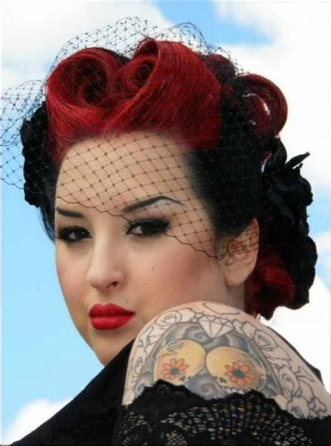 pinup style hair weave the best 30 pin up hairstyles for glamorous retro girls