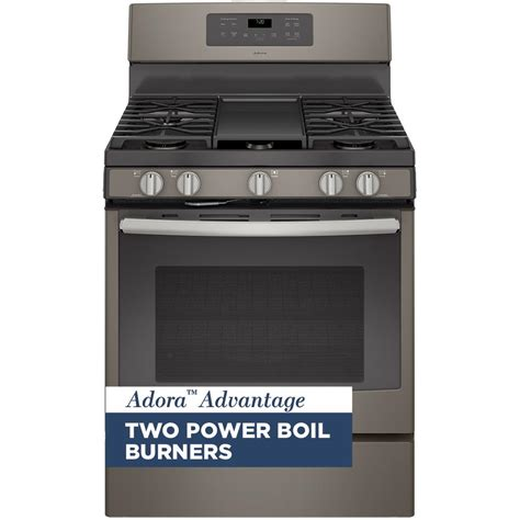 ge adora ge adora 5 cu ft gas range with selfcleaning convection