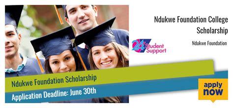 College Scholarship Sweepstakes - ndukwe foundation college scholarship 2017 2018 usascholarships com