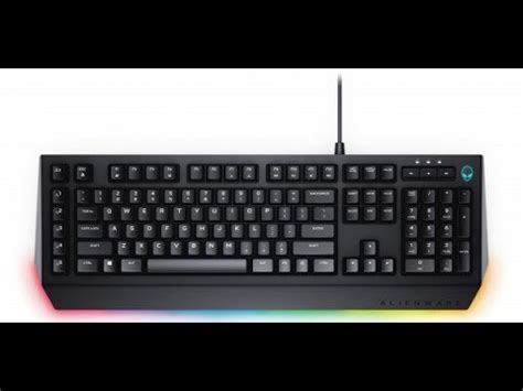 alienware announced aw568 advanced gaming keyboard and aw768 pro gaming keyboard